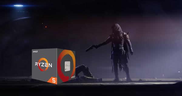 Destiny 2 не работает на процессорах Ryzen