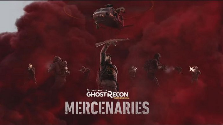 Ghost Recon: Wildlands Mercenaries