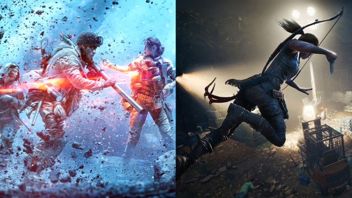 Трассировка лучей в Battlefield V и Shadow of the Tomb Raider