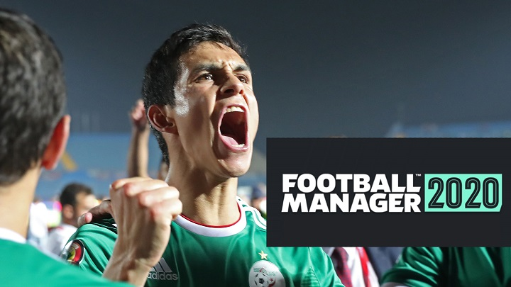 Анонс и первый трейлер Football Manager 2020