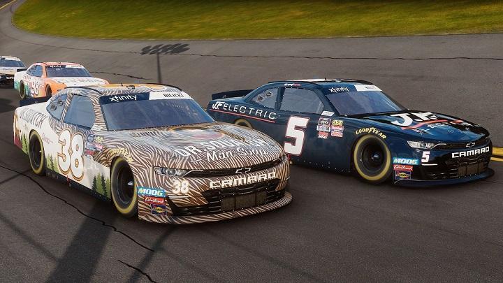 Релизный трейлер и системные требования гоночного симулятора NASCAR Heat 4