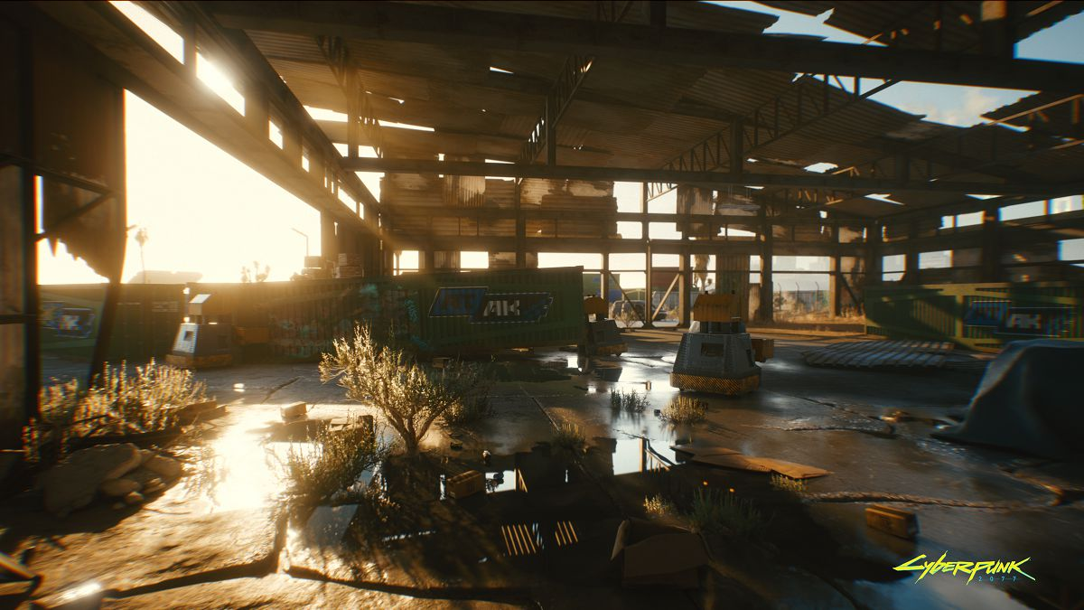Nvidia рассказала об эффектах на базе трассировки лучей в Cyberpunk 2077 - Украинский оверклокерский портал