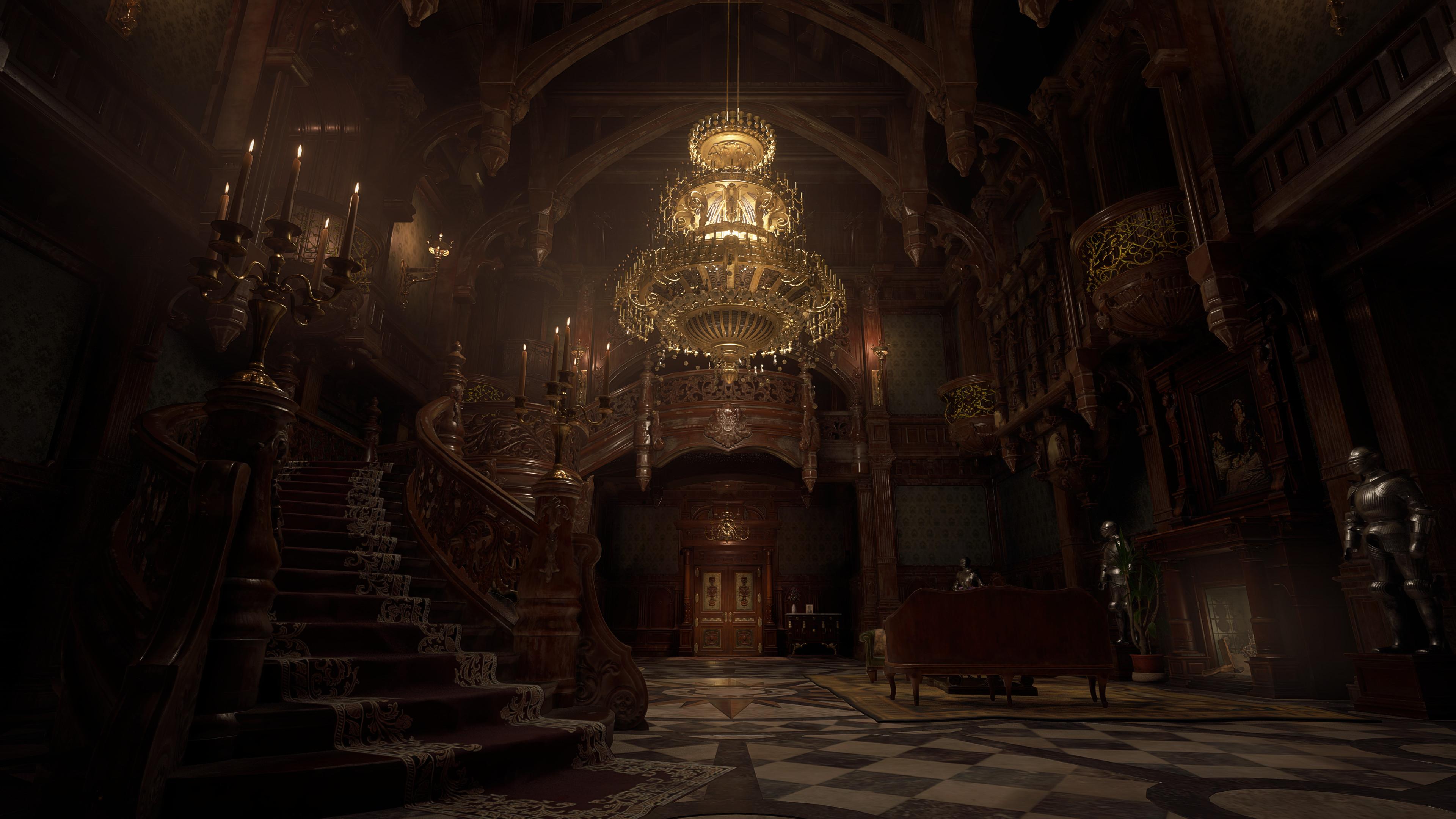 Resident Evil Village обзаведется поддержкой Ray Tracing