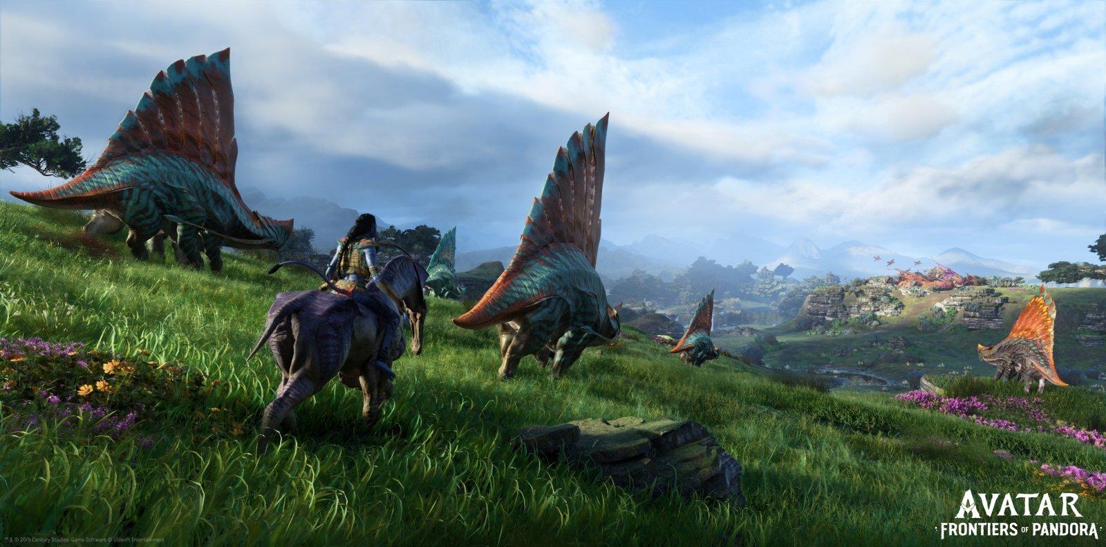 Ubisoft показала Avatar: Frontiers of Pandora с впечатляющей графикой / Новости / Overclockers.ua