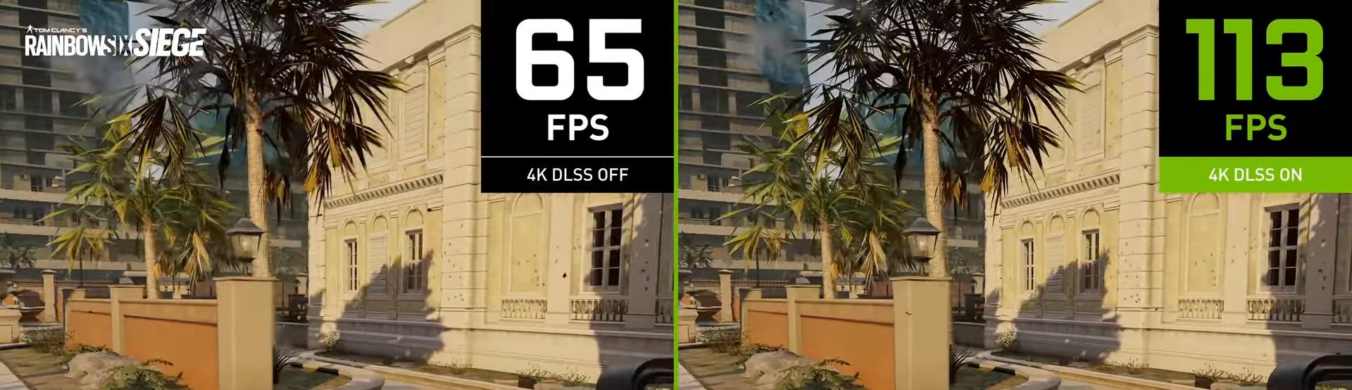 Nvidia добавила поддержку DLSS 2.2 в Rainbow Six Siege / Новости / Overclockers.ua