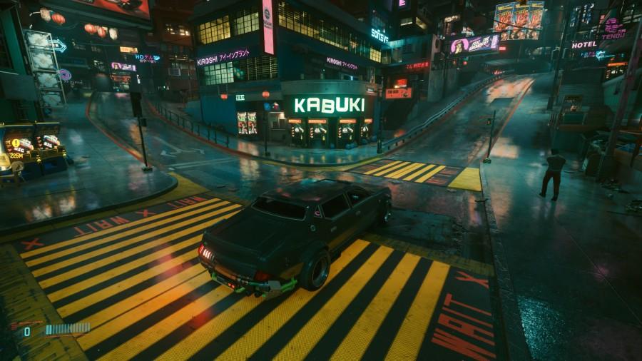 Трассировка лучей в Cyberpunk 2077 — видеосравнение на GeForce RTX 3070