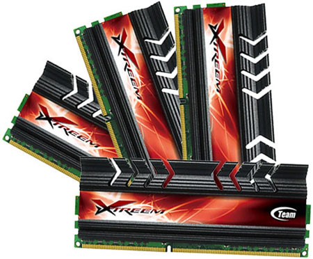 Team Xtreem LV DDR3