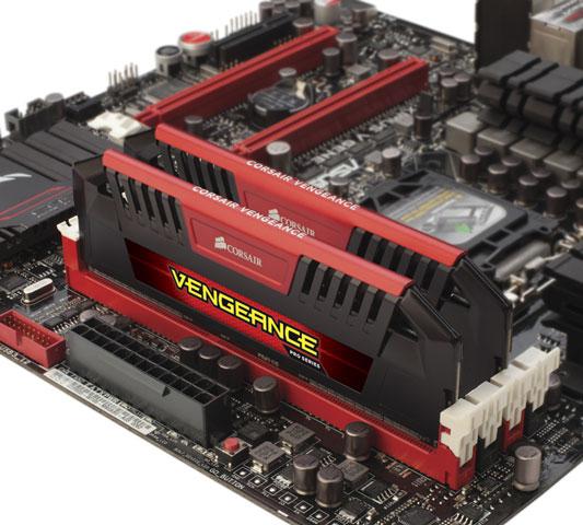 DDR3 Corsair Vengeance Pro
