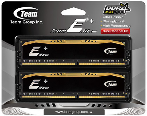 Team Elite/Elite+ DDR4
