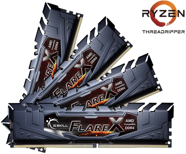 G.Skill Flare X для Ryzen Threadripper