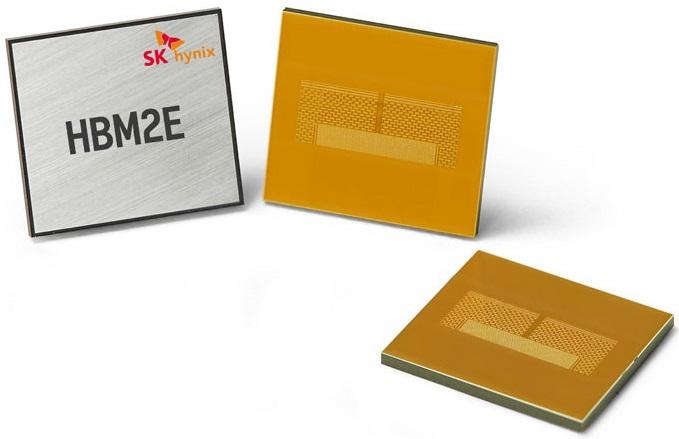 SK Hynix анонсировала чипы HBM2E с рекордной пропускной ...