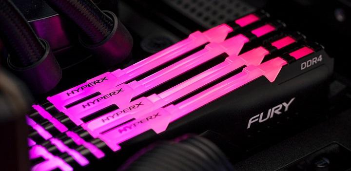 Kingston начнёт поставки оверклокерских модулей DDR5 в третьем квартале