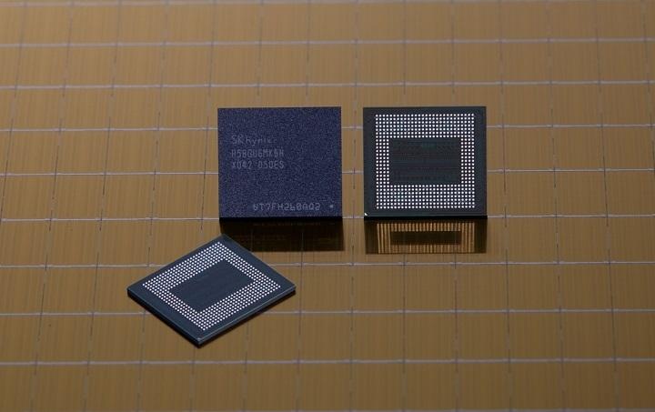 SK Hynix наладила серийный выпуск 18-гигабайтных чипов LPDDR5