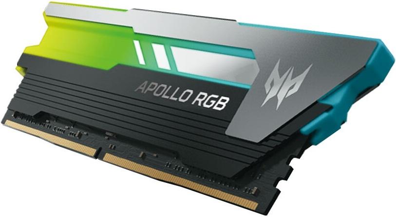 Acer работает над NVMe-накопителями и модулями памяти DDR4 семейства Predator