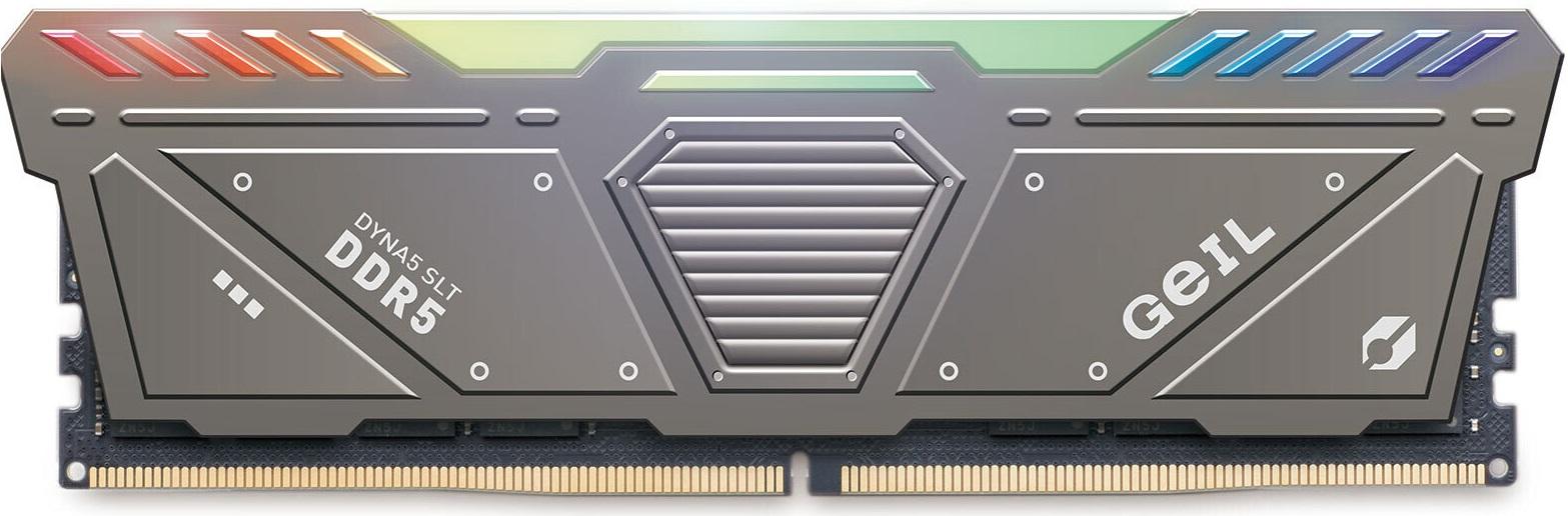 До конца года GeIL выпустит модули DDR5 с эффективной частотой от 4800 до 7200 МГц