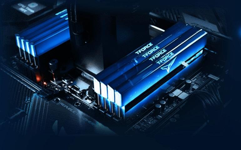 Team Group представила 16-гигабайтные модули памяти DDR5-4800