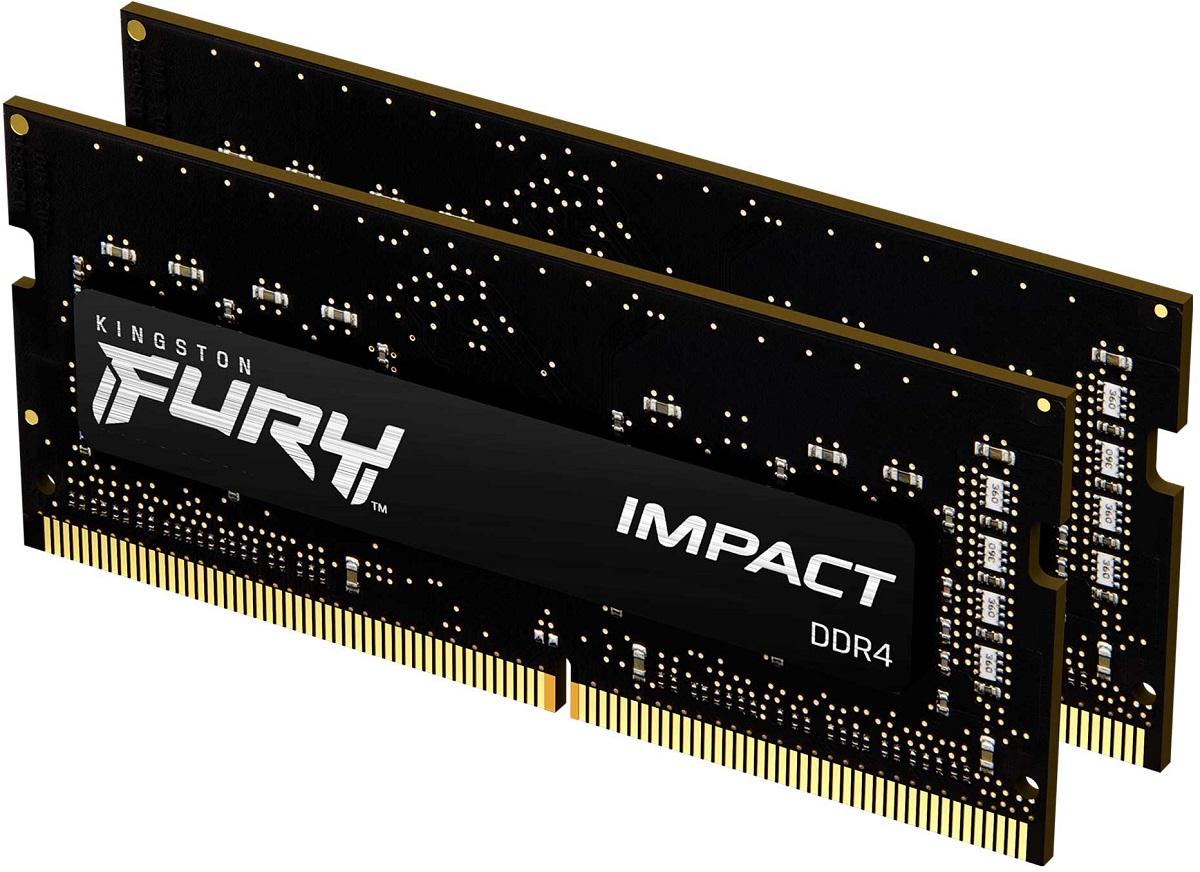 Оперативная память Kingston FURY официально доступна в Украине