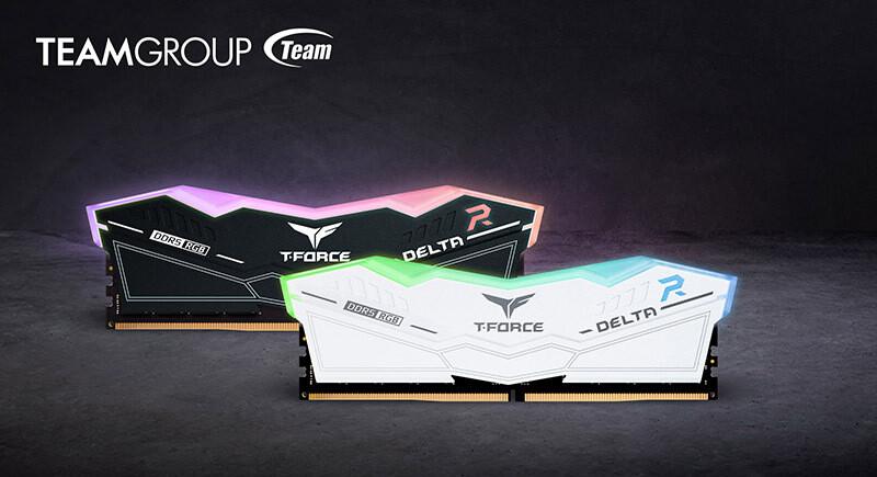 Team Group готовит наборы T-Force Delta RGB DDR5 с эффективной частотой до 5600 МГц