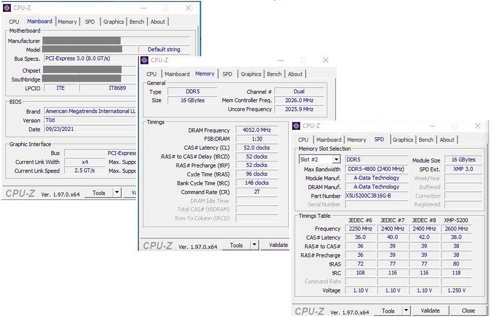 Установлен новый рекорд разгона памяти DDR5: оверклокерам Adata покорился режим DDR5-8118