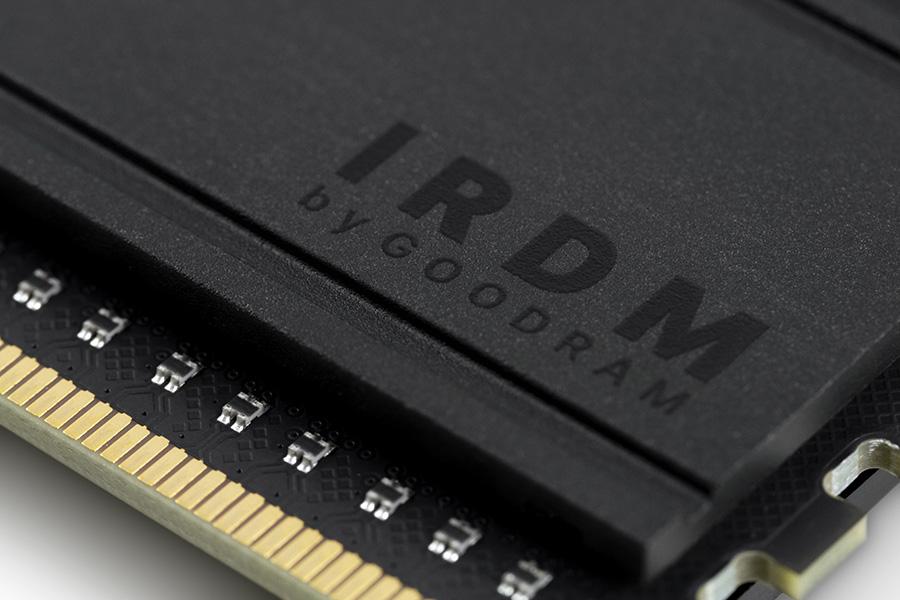 Комплекты памяти Goodram IDRM RGB DDR4 на пути в Украину