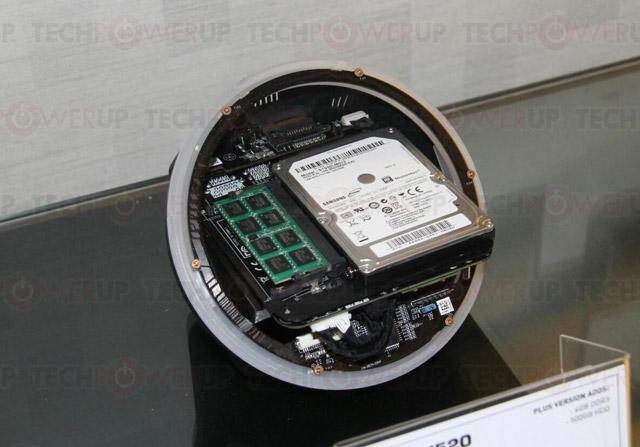 Zotac ZBox Sphere OI520