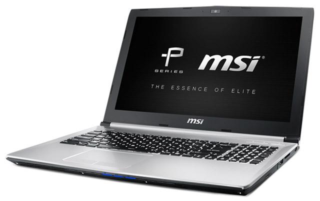 Ноутбук MSI Prestige