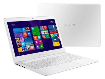 Asus ZenBook UX305FA Crystal White Limited Edition