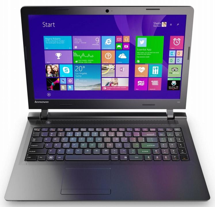 Ноутбук Lenovo Idea Pad 100