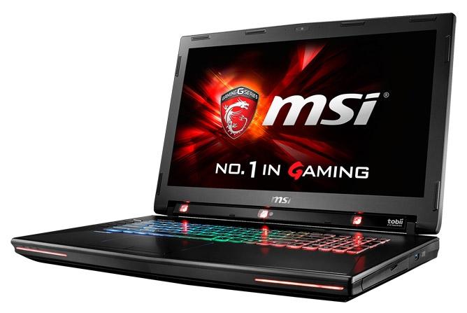 Ноутбук MSI GT72S G Tobii