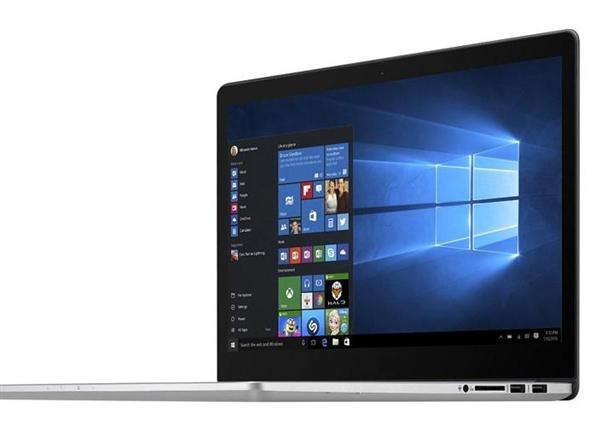 Xiaomi представила сверхтонкий ноутбук MiNotebook Air