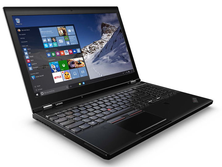Мобильная рабочая станция Lenovo ThinkPad P71 получила поддержкуVR