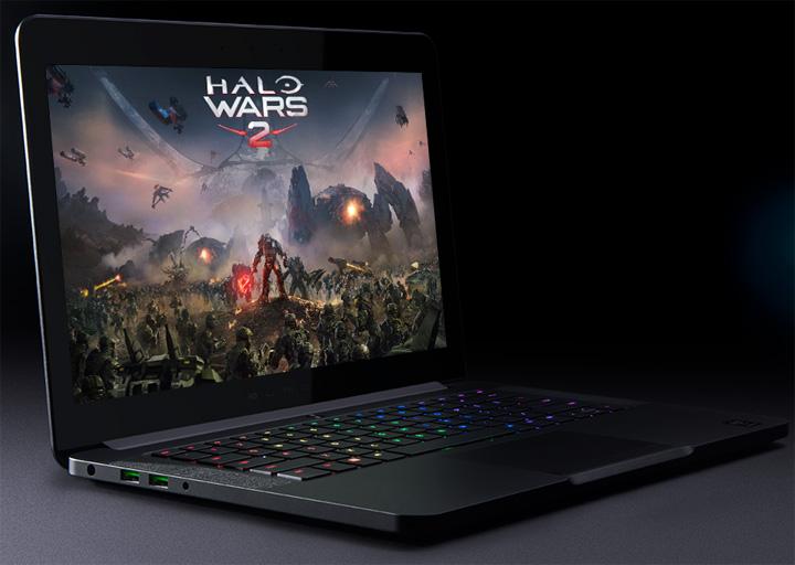 Razer обновила игровой ноутбук Blade