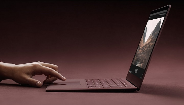 Microsoft представила ноутбук Surface Laptop с ОС Windows 10 S