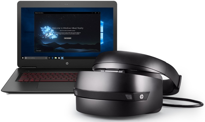 HP Windows VR