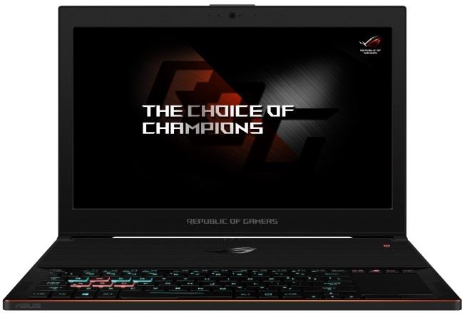 Computex 2017. Ультратонкий и«холодный» игровой ноутбук ASUS ROG Zephyrus