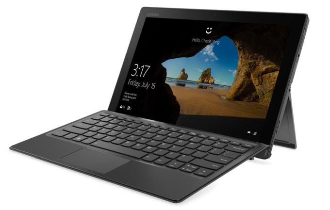 Гибридный планшет Lenovo Miix 520 появился впродаже