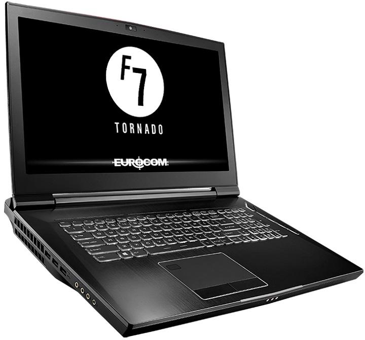 Eurocom Tornado F7W— ноутбук поцене квартиры