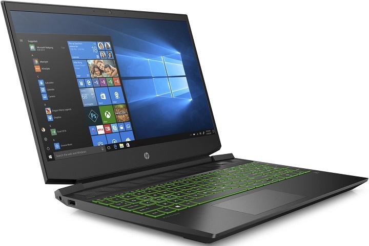 Игровой лэптоп HP Pavilion 15 получит APU Ryzen и графику ...