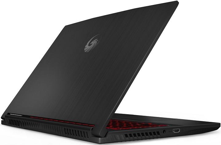 MSI выпускает игровые ноутбуки Bravo 15 и Bravo 17 с процессором и графикой AMD