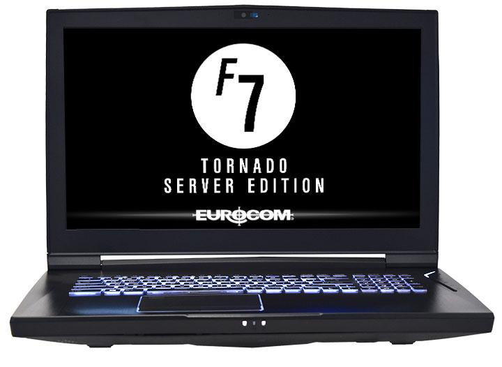 Eurocom Tornado F7 SE