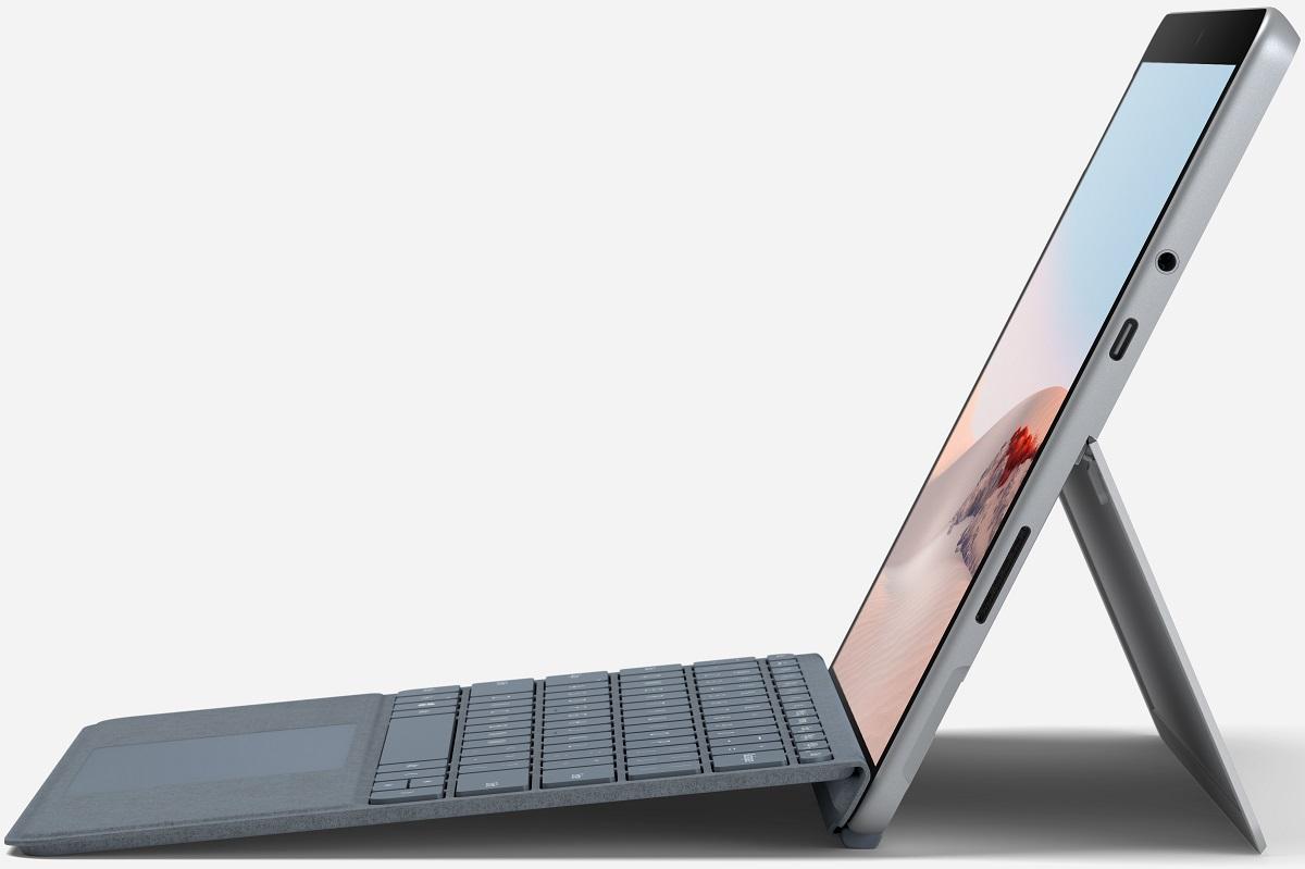 Стали известны характеристики планшета Microsoft Surface Go 3