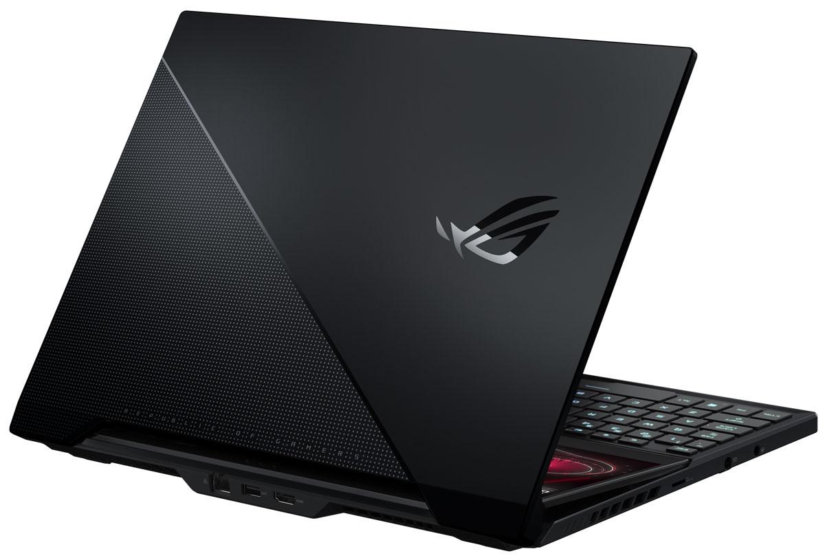 ASUS представила игровой ноутбук ROG Zephyrus Duo 15 SE с двумя экранами