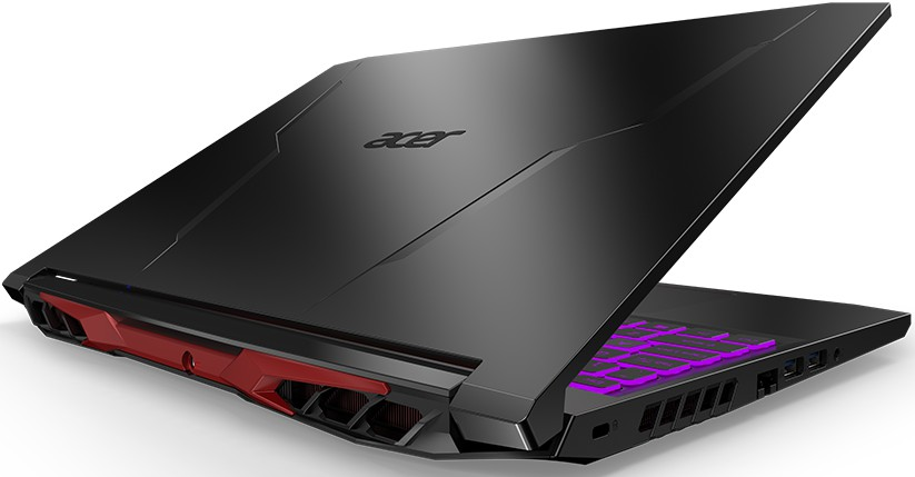 Acer предложит лэптоп Nitro 5 в версиях с чипами Ryzen 5000 и Core 11-го поколения