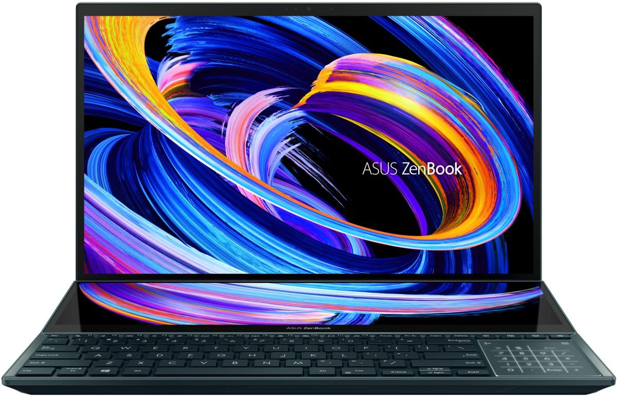 ASUS оценила лэптоп ZenBook Pro Duo 15 OLED в 125 тысяч гривен