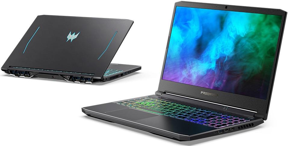Acer увеличивает производительность мобильных GeForce RTX 3000 через обновление прошивки