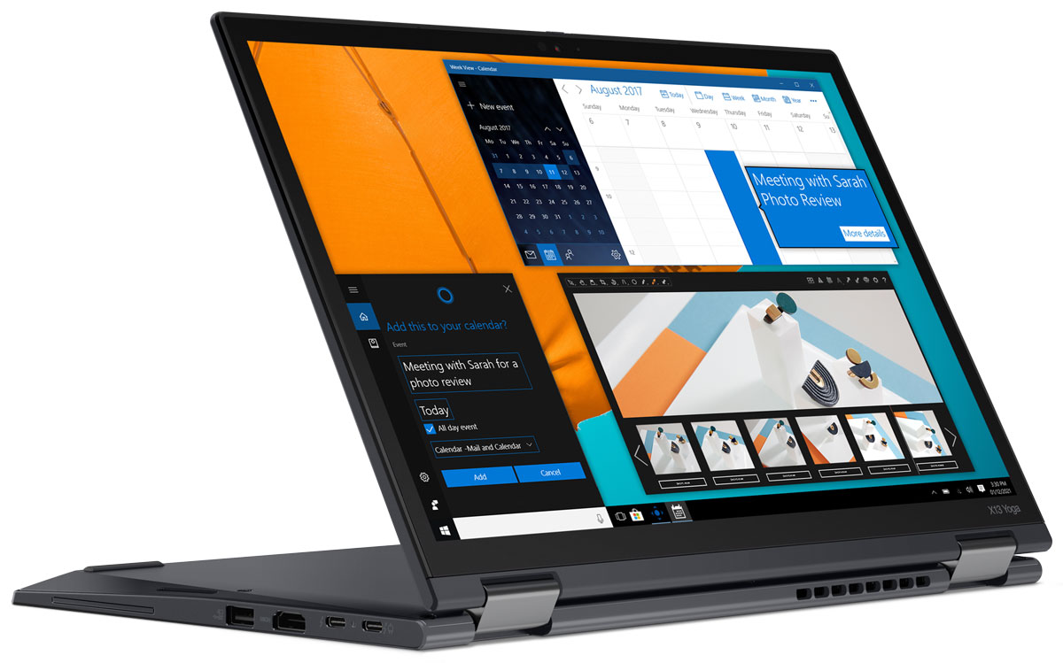Lenovo обновляет линейку ноутбуков ThinkPad