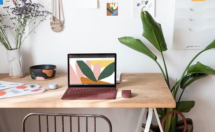 Microsoft Surface Laptop 4 с процессорами Intel и AMD выйдет в апреле