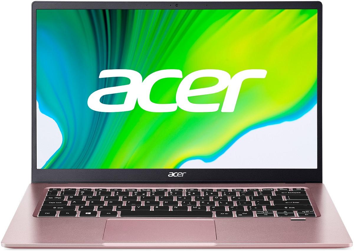Acer выпустила в Украине ноутбуки Swift 1 на платформе Intel Jasper Lake