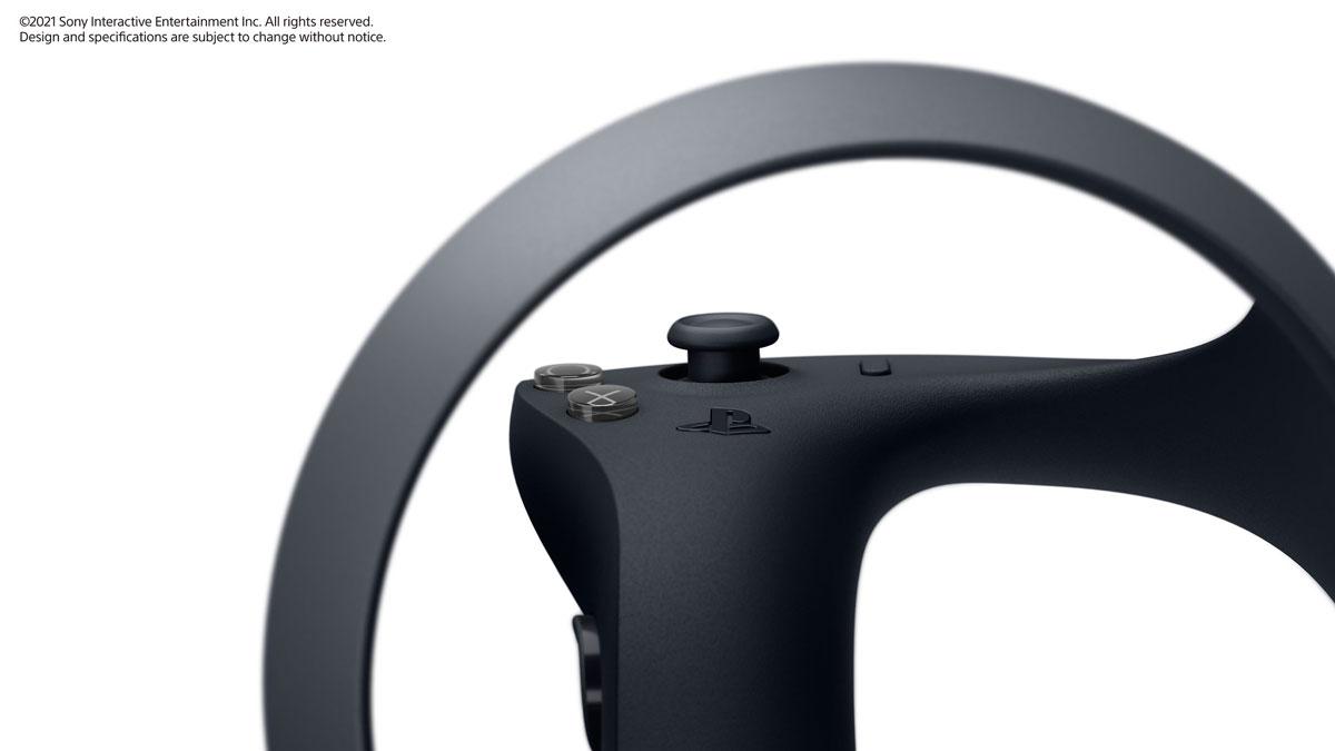 Sony показала VR-контроллеры следующего поколения
