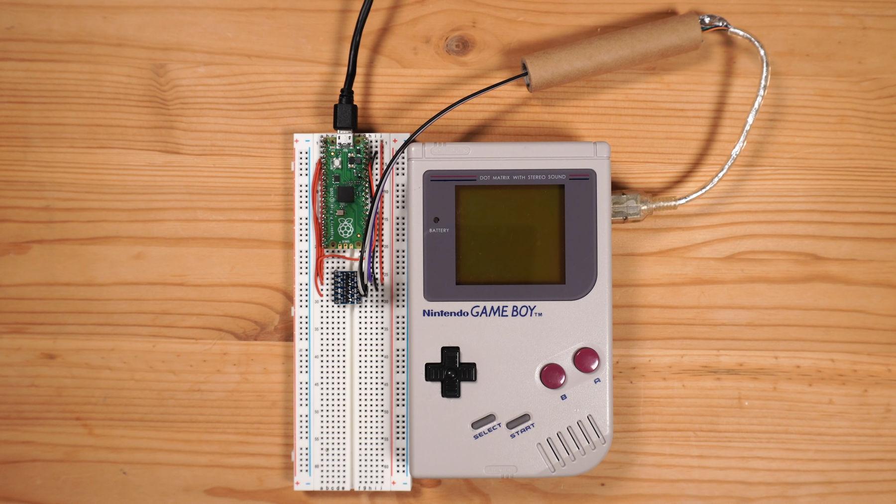 Энтузиаст приспособил игровую консоль Nintendo Game Boy для майнинга Bitcoin